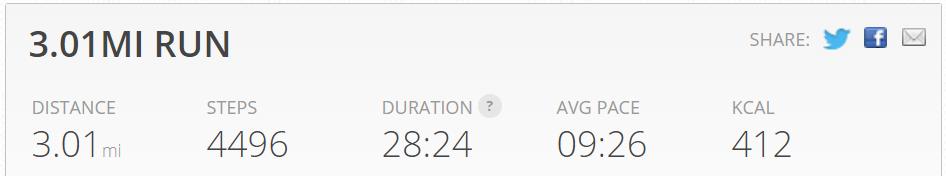 run pace calculator - mapmyrun