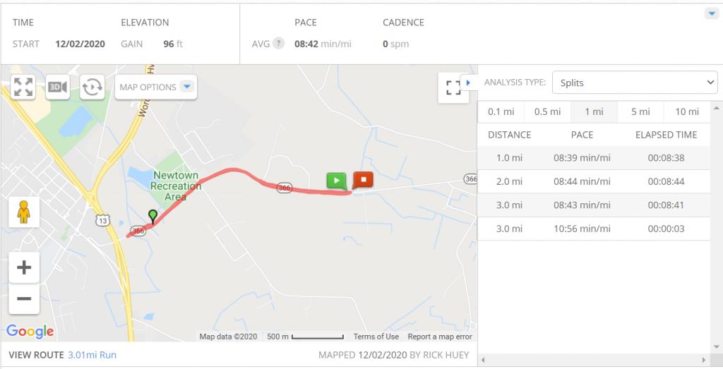running trail near me