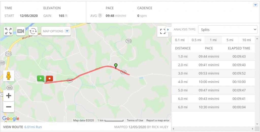 long run saturday