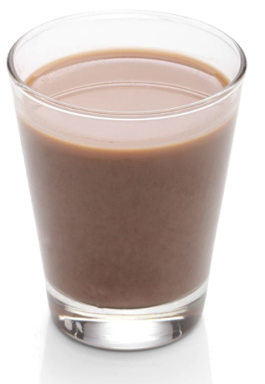 chocolate milk is very popular among professional athletes as a recovery fuel aid